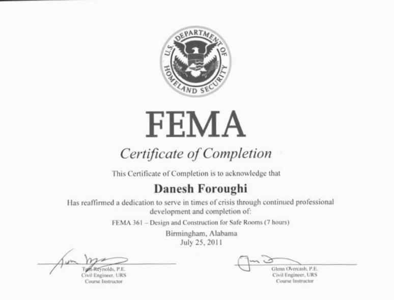 FEMA_Certified